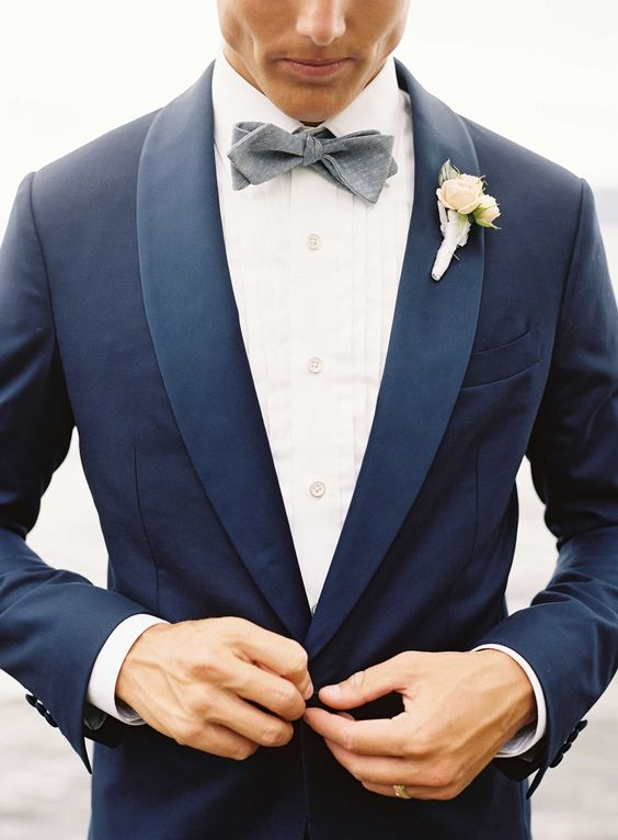 You Must-Read Guide To Groom's Wedding Day Attire